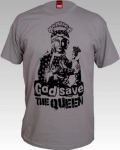 Koszulka God save the Queen