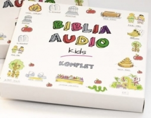 Biblia audio kids. Komplet