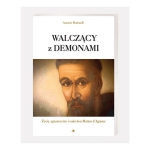 Antonio Mattatelli - Walczący z demonami