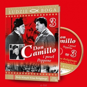 Don Camillo i poseł Peppone 3 (DVD)