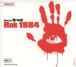 George Orwell –  Rok 1984 /audiobook/