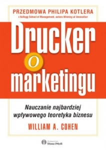 William A. Cohen - Drucker o marketingu