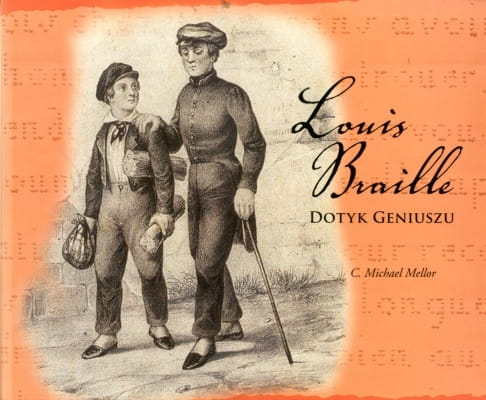 Mellor C. Michael - Louis Braille Dotyk geniuszu /audiobook/